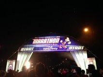 Marathon arch