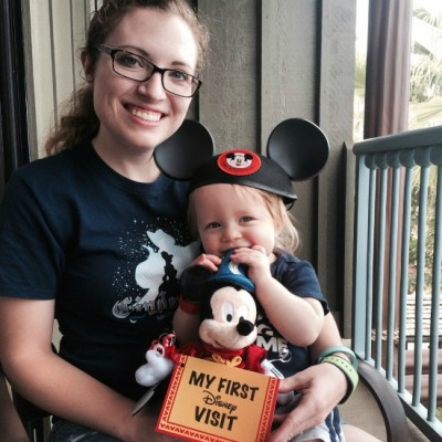 My First Disney Visit