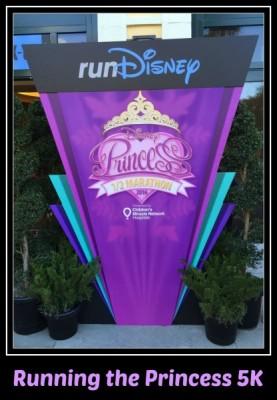 Princess sign blog feature