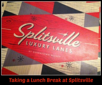 Splitsville lanes