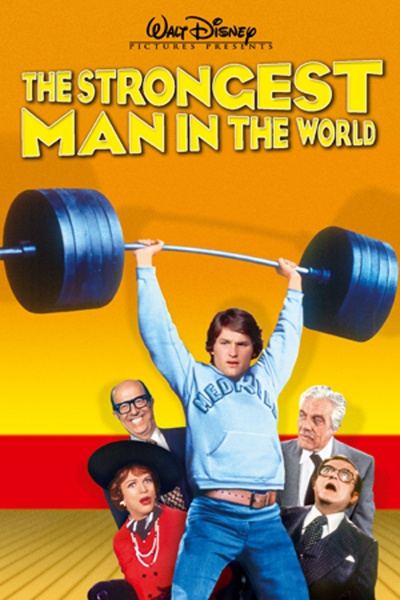 Movie review the strongest man in the world