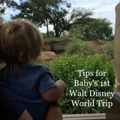 First Walt Disney World Trip