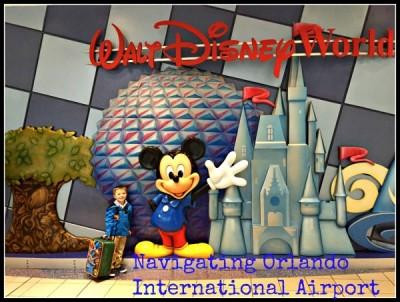 Navigating Orlando International Airport