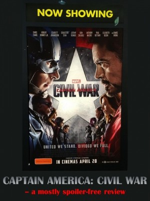 Cap Am Civil War