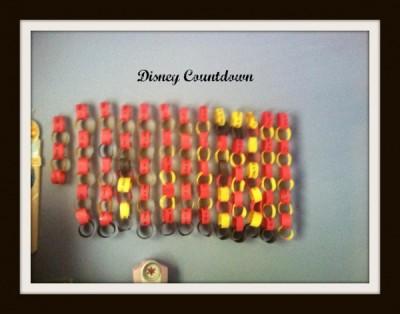 Disney Countdown RS