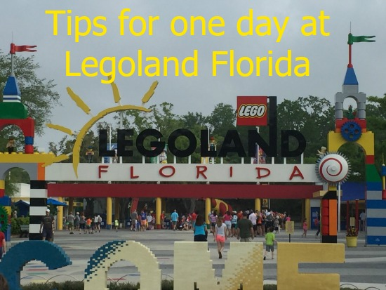 Tips From One Day At Legoland Florida