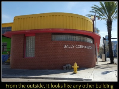 Sally Building