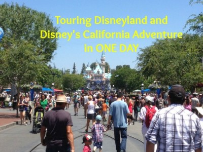TouringDisneyland