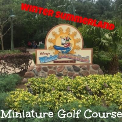 Winter Summerland Golf Course