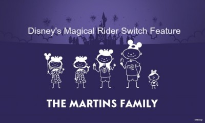 rider switch for families