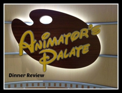 Animator's Palate Cover