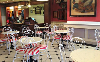 Casey's Corner Seating