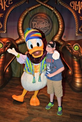 Character - Donald Duck