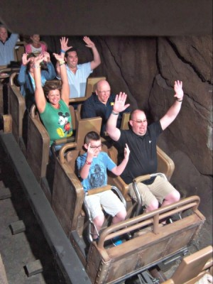Expedition Everest On Ride