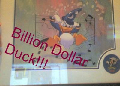 Million Dollar Duck Pinterest