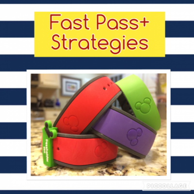 Fast Pass + Strategies