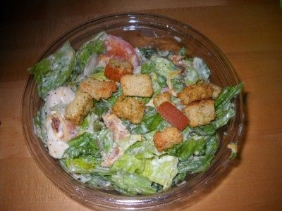 Restaurantosaurus Salad