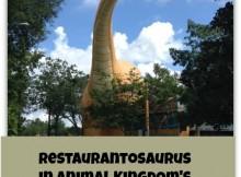 Restaurantosaurus cover