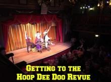 Getting to the Hoop Dee Doo Revue