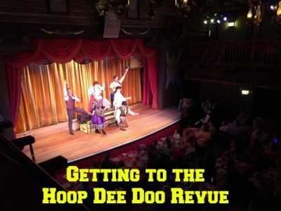 Getting to the Hoop Dee Doo Revue