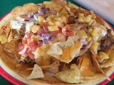 Captain Cook Nachos