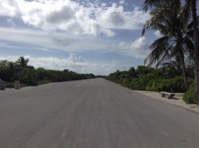 Castaway Cay Airstrip 1