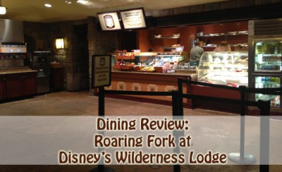 Dining Review of Roaring Fork