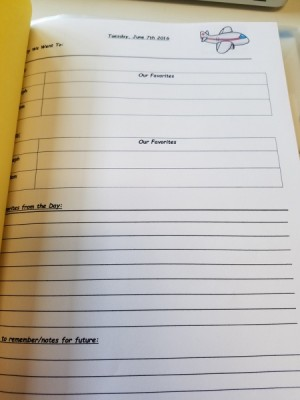 MFL Folder Journal