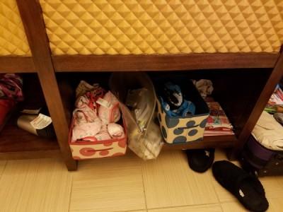 MFL Room cloth