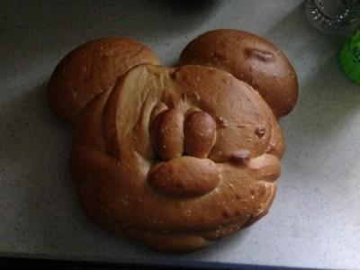 Mickey bread