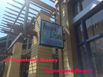 Anna and Elsa's Boutique