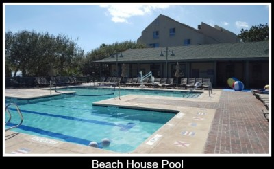 Beach House Pool