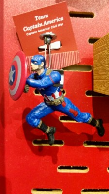 Team Captain America