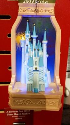 Cinderella Castle with Fireworks