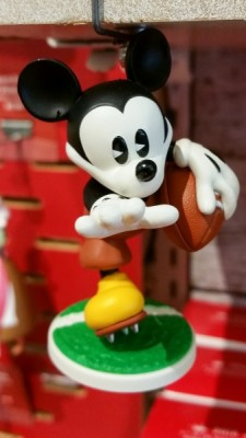 Mickey with Football - 1932