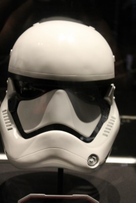 Helmet First Order