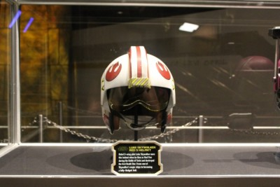 Helmet Luke's Red 5