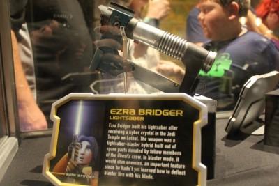 Light Saber Bridger