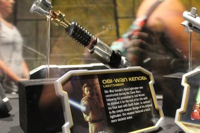 Light Saber Obi Wan