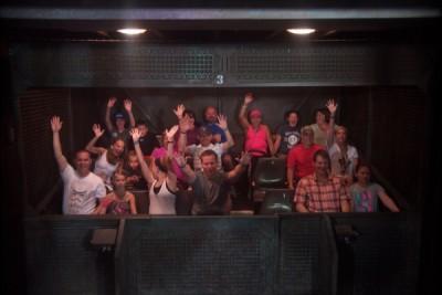 Extra Magic Hours at Hollywood Studios ToT