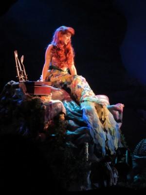 Extra Magic Hours at Hollywood Studios mermaid