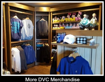 More DVC Merch
