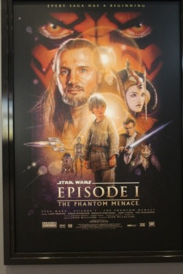 Phantom Menance Movie Poster