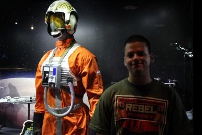 Rebel Fighter flight suit Ep 4