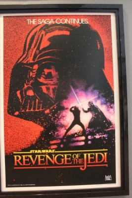 Revenge of Ninja movie poster