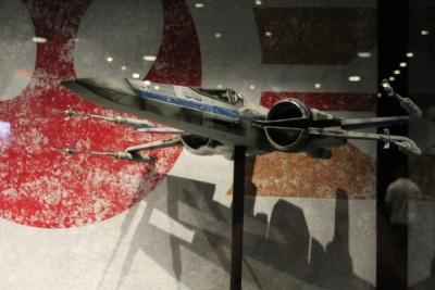 Ship Newer Model X-Wing