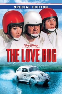 The Love Bug DVD Cover