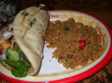 AKL Mara chicken and couscous