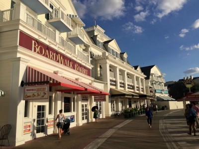 pros and cons of Disney resorts Boardwalk Inn