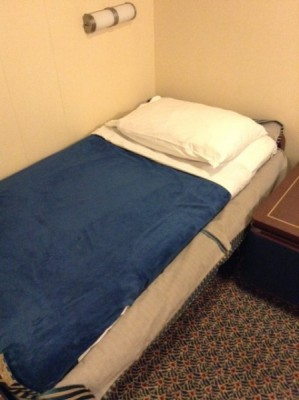 DCL Fold down bed